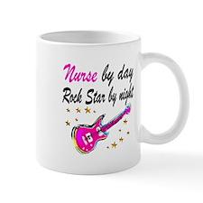 NURSE ROCK STAR Mug