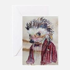 Hedgehog Greeting Cards