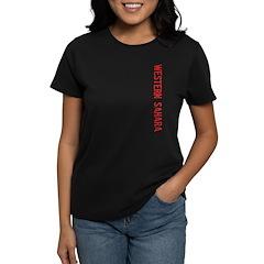 W. Sahara Women's Dark T-Shirt
