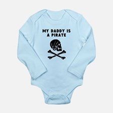 My Daddy Is A Pirate Body Suit