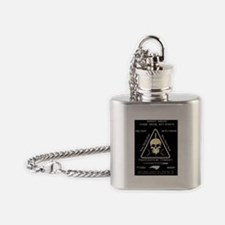 Hwarang Warrior Kali Flask Necklace