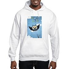 Cool Owl lovers Hoodie