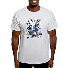 GOTG Baby I am Groot Grunge T-Shirt