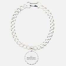 Paraeducator Charm Bracelet, One Charm
