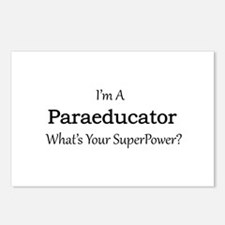 Paraeducator Postcards (Package of 8)