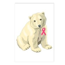 Cute Remembering my mom breast cancer Postcards (Package of 8)