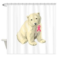 Cute Walk Shower Curtain