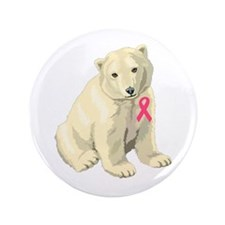 """Funny Cancer 3.5"""" Button (100 pack)"""