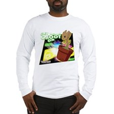 GOTG Get Your Groot On Long Sleeve T-Shirt