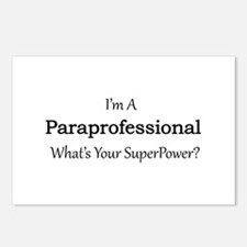 Paraprofessional Postcards (Package of 8)