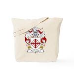 Almagro Family Crest Tote Bag