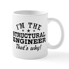 Funny Structural Engineer Mug