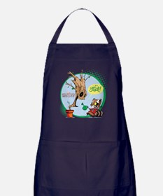 GOTG I am Groot Comic Apron (dark)