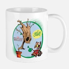 GOTG I am Groot Comic Mug