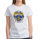 Alicante Family Crest Women's T-Shirt