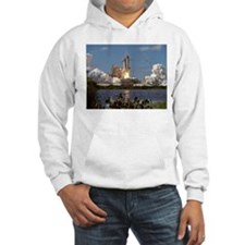 STS-66 Launch Space Shuttle Atlantis Hoodie