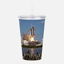 STS-66 Launch Space Shuttle Atlantis Acrylic Doubl