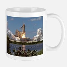 STS-66 Launch Space Shuttle Atlantis Mugs
