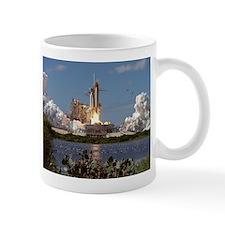 STS-66 Launch Space Shuttle Atlantis Mugs