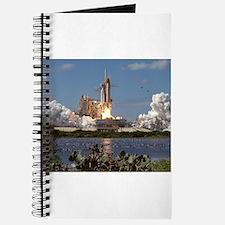 STS-66 Launch Space Shuttle Atlantis Journal