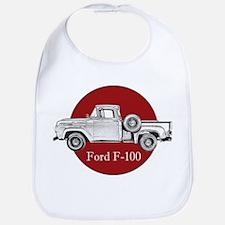 Vintage F-100 Ford Pickup Truck Bib