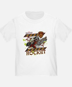 GOTG Rocket Cartoon Danger T