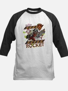 GOTG Rocket Cartoon Danger Tee