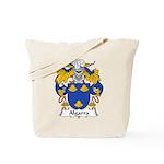 Algarra Family Crest Tote Bag