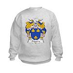 Algarra Family Crest Kids Sweatshirt