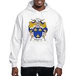 Algarra Family Crest Hooded Sweatshirt