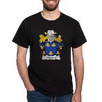 Algarra Family Crest Dark T-Shirt