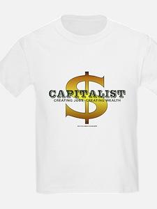 Funny Capitalism T-Shirt