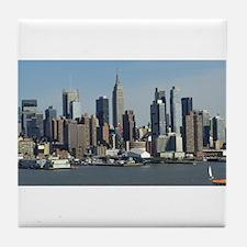 New York City Metro Tile Coaster