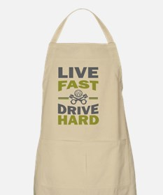 live fast drive hard jdm eat sleep Apron