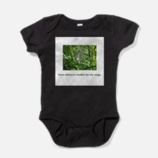 Every Choice Feather Gifts Baby Bodysuit