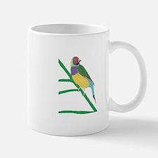 Gouldian Finch Mugs