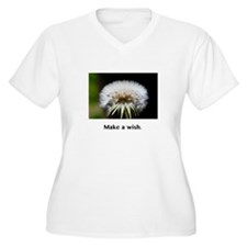 Make A Wish Magical Gifts Plus Size T-Shirt