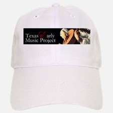 Texas Early Music Project Logo Baseball Baseball Baseball Cap