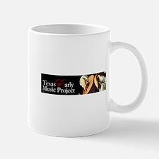 Texas Early Music Project Logo Mugs