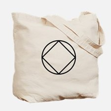 Unique Recovery na Tote Bag