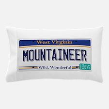West Virginia - Mountaineer Pillow Case