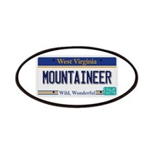 West Virginia - Mountaineer Patch