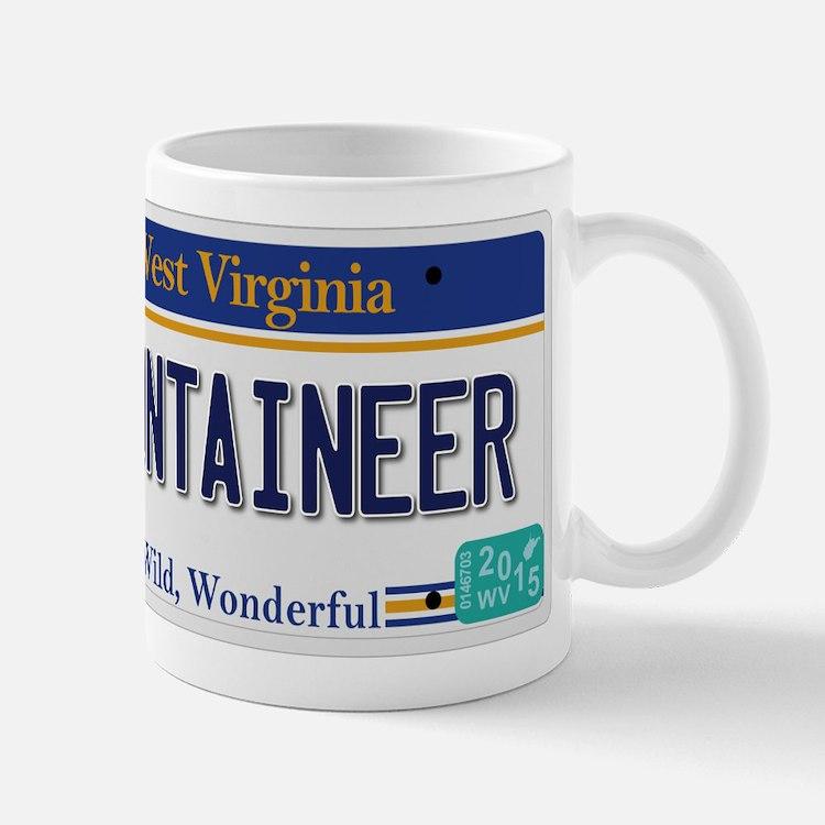 West Virginia - Mountaineer Mug