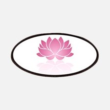 Pink Lotus Patch