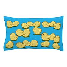 Cute Chicks Pillow Case