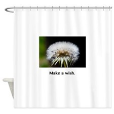 Make A Wish Magical Gifts Shower Curtain