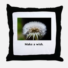 Make A Wish Magical Gifts Throw Pillow