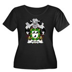 Alcolea Family Crest Women's Plus Size Scoop Neck