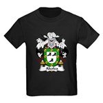 Alcolea Family Crest Kids Dark T-Shirt