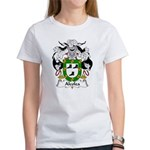 Alcolea Family Crest Women's T-Shirt